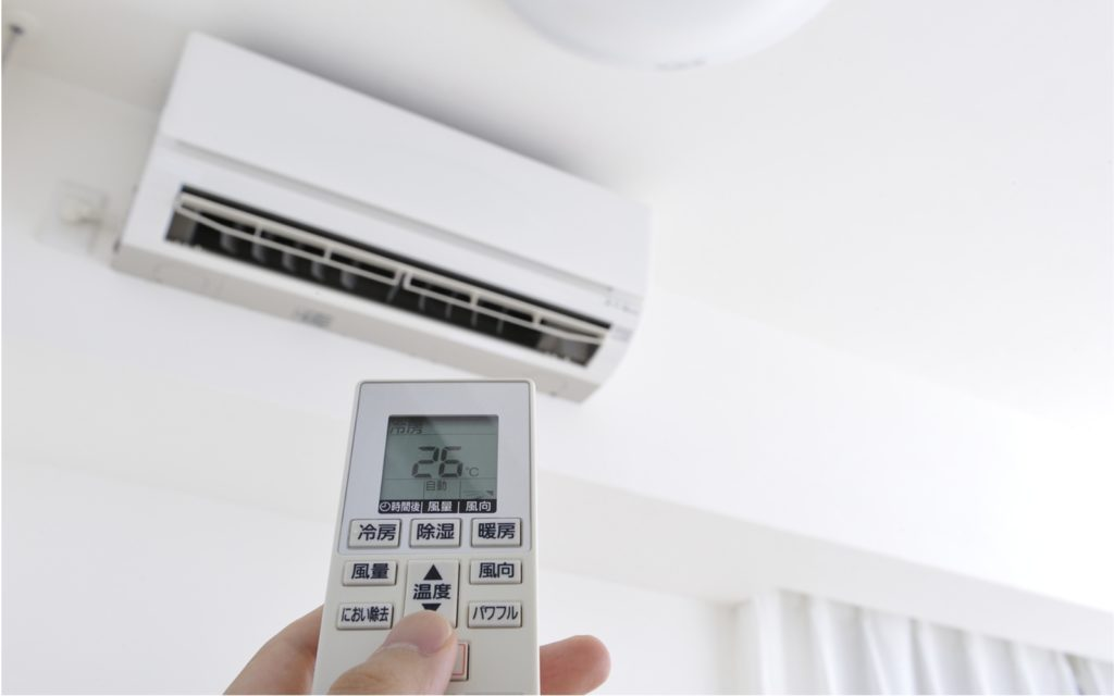Basic Guide to Using A Japanese Air Conditioner