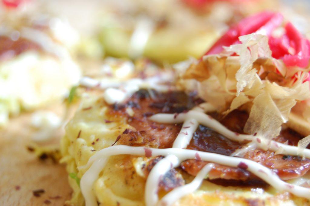 How to Make Japanese Festival Foods: Okonomiyaki