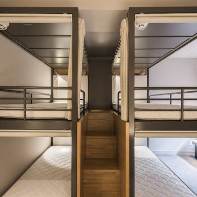 GRIDS Hotel + Hostel Dorm