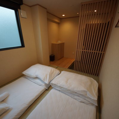 Mosaic Hostel Double Room