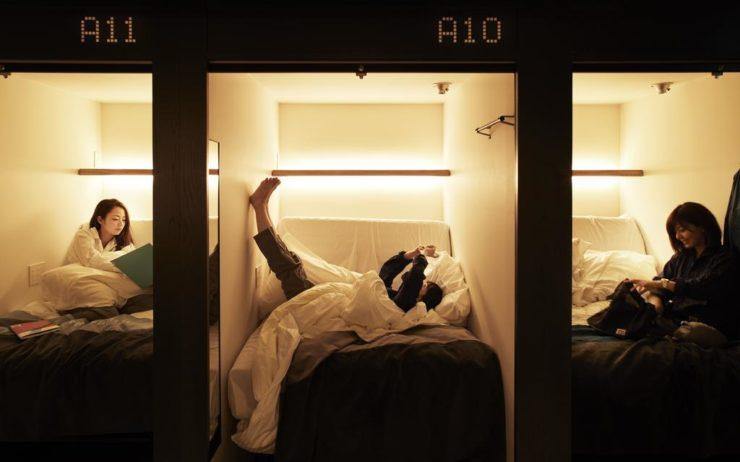 The Millennials Kyoto Beds