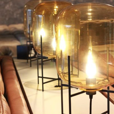 The Millennials Kyoto lamps