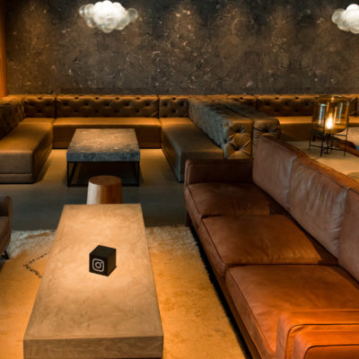 The Millennials Kyoto lounge