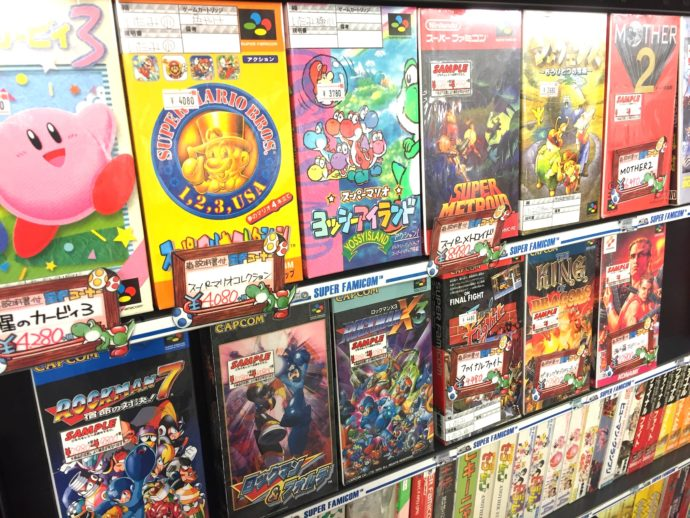 4 Places To Find Classic Video Games In Japan Gaijinpot
