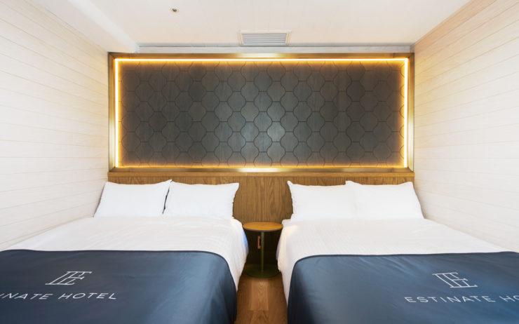 Estinate Hotel room 4