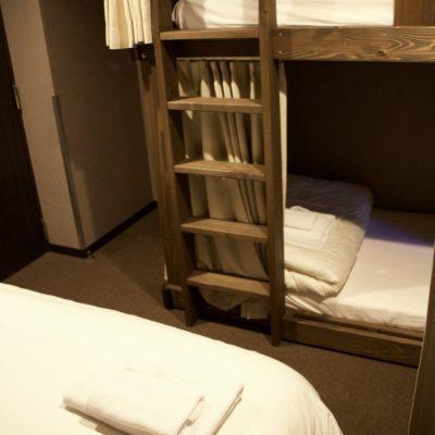 Hotel Uno Ueno dormitory 2