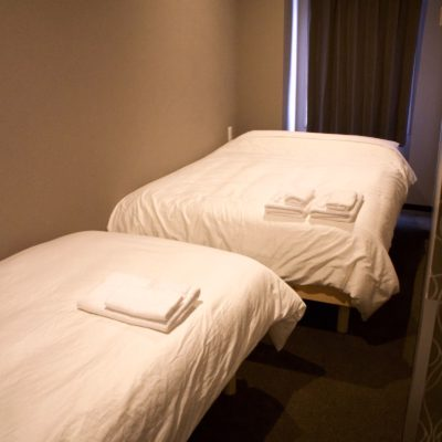 Hotel Uno Ueno twin room