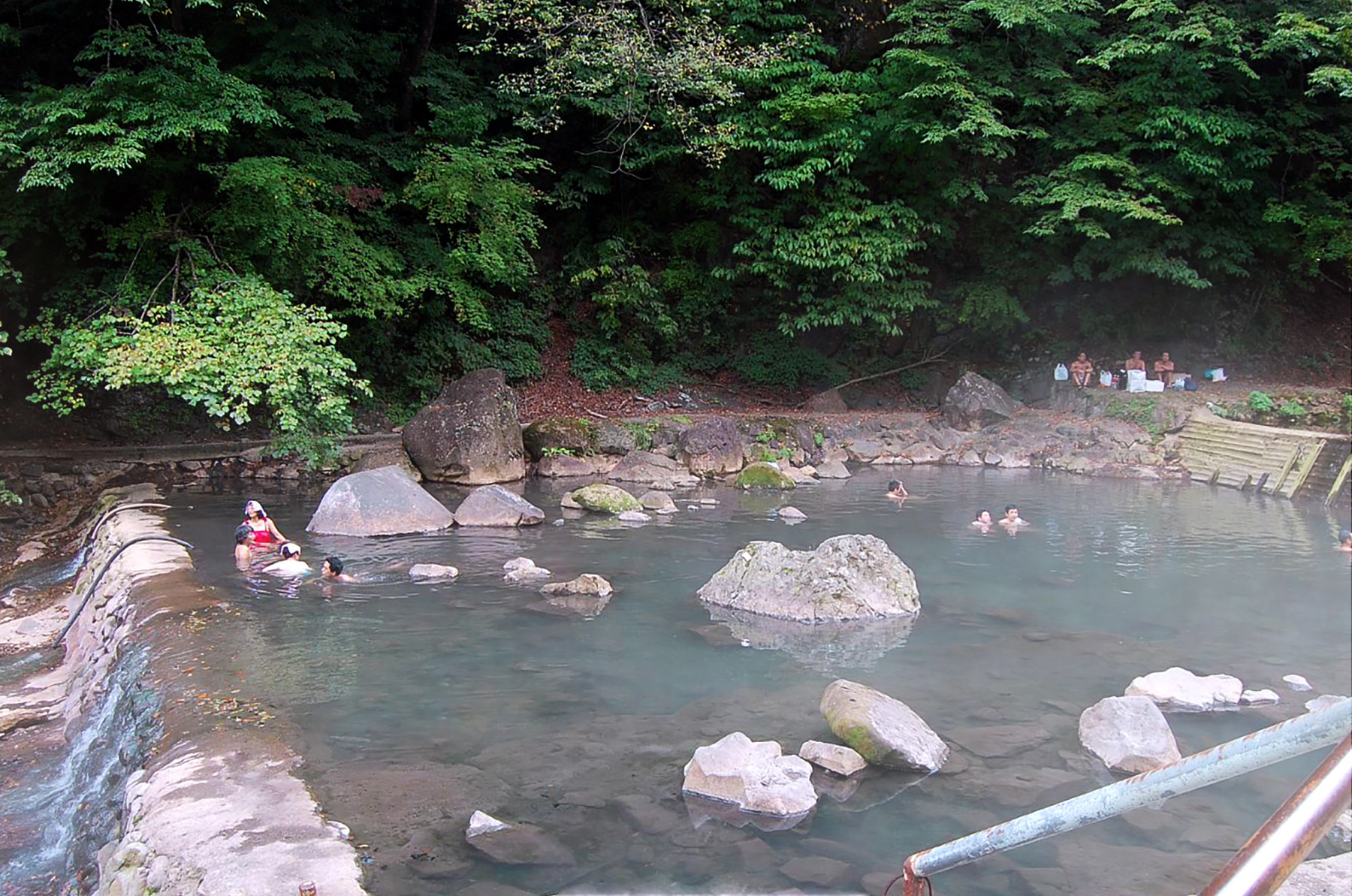 7 Onsen In Kanto Where Men And Women Can Bathe Together - Gaijinpot-2008