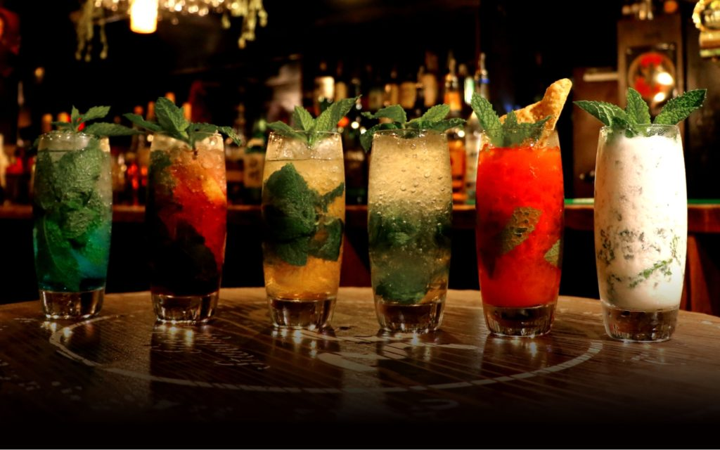 Ginza 300 Bar Best Bar in Tokyo Cocktails