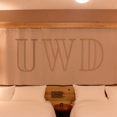 Unwind Hotel & Bar has plenty of quirky design features