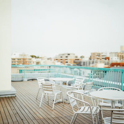 Hotel Graphy Nezu terrace