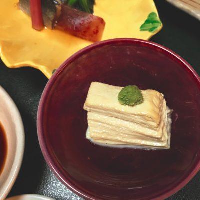 Kaiseki at Iwamatsu Ryokan Sakunami Onsen 2