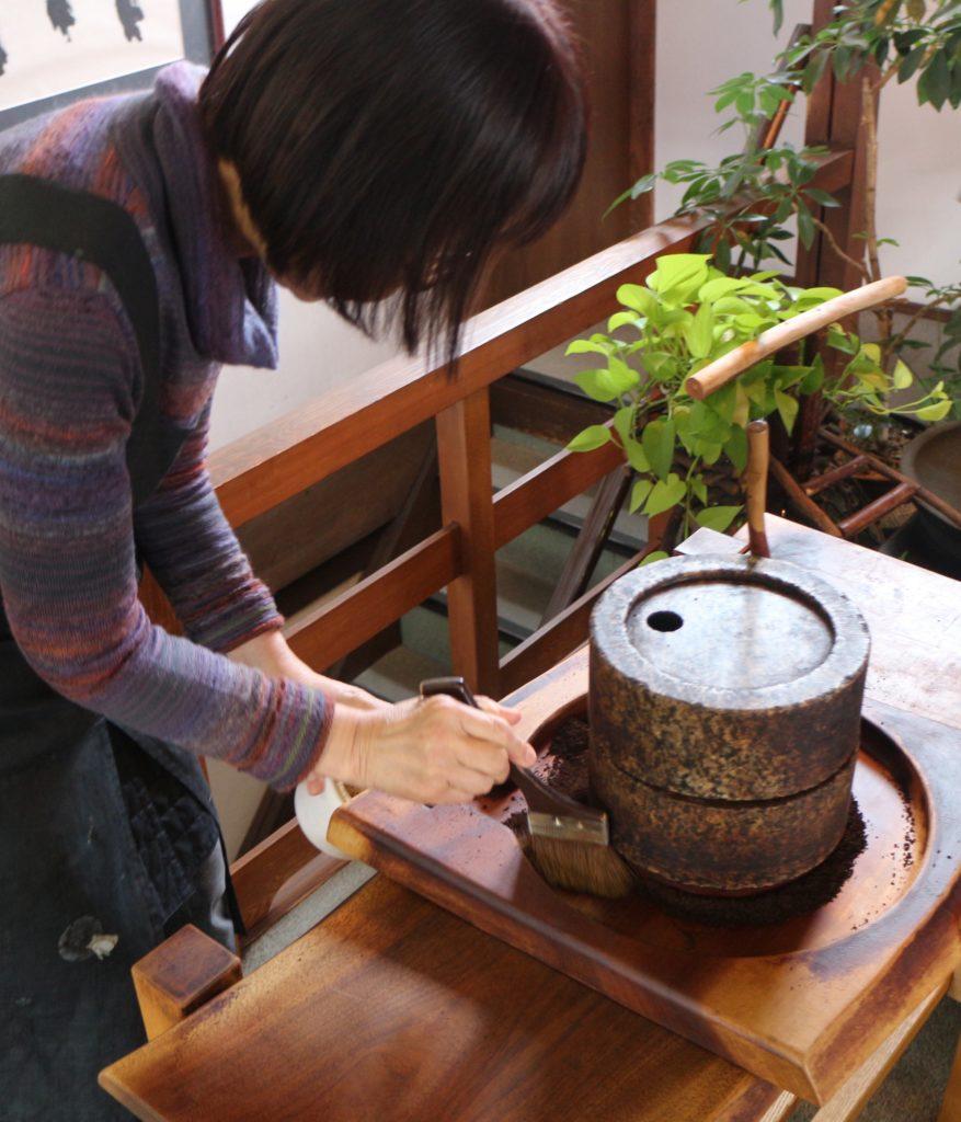 Kura Kura coffee in Tottori