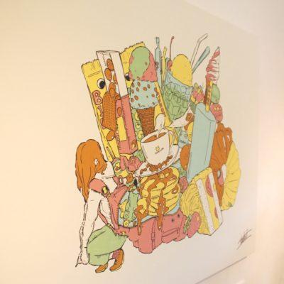 Design Festa Gallery art