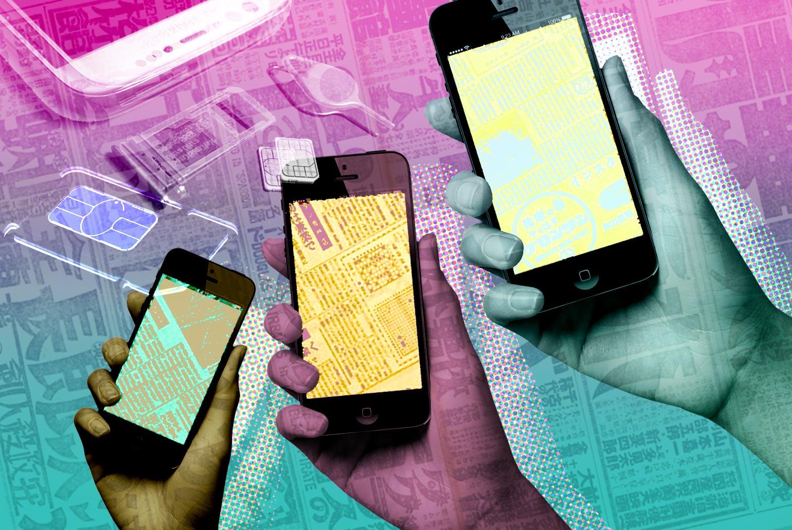 How to Get a Smartphone - GaijinPot