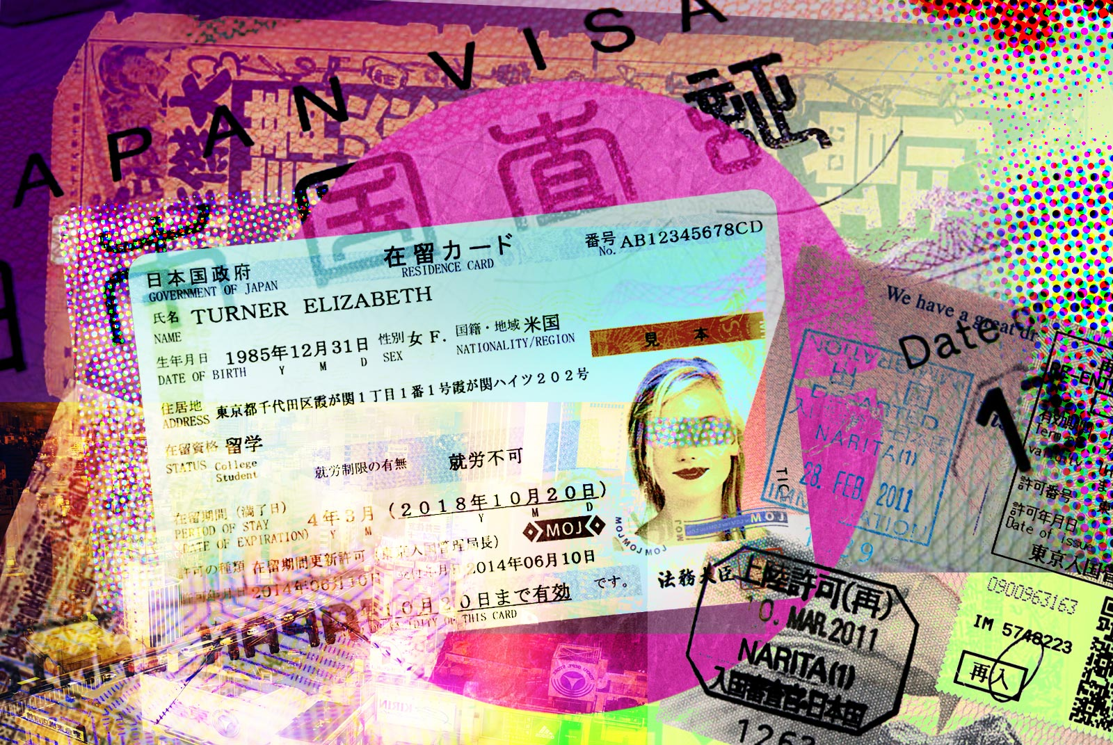Visas and Status of Residence - GaijinPot