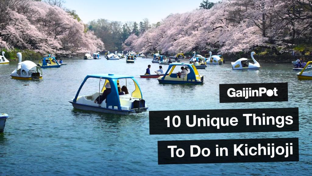 10 Unique Things to Do in Kichijoji