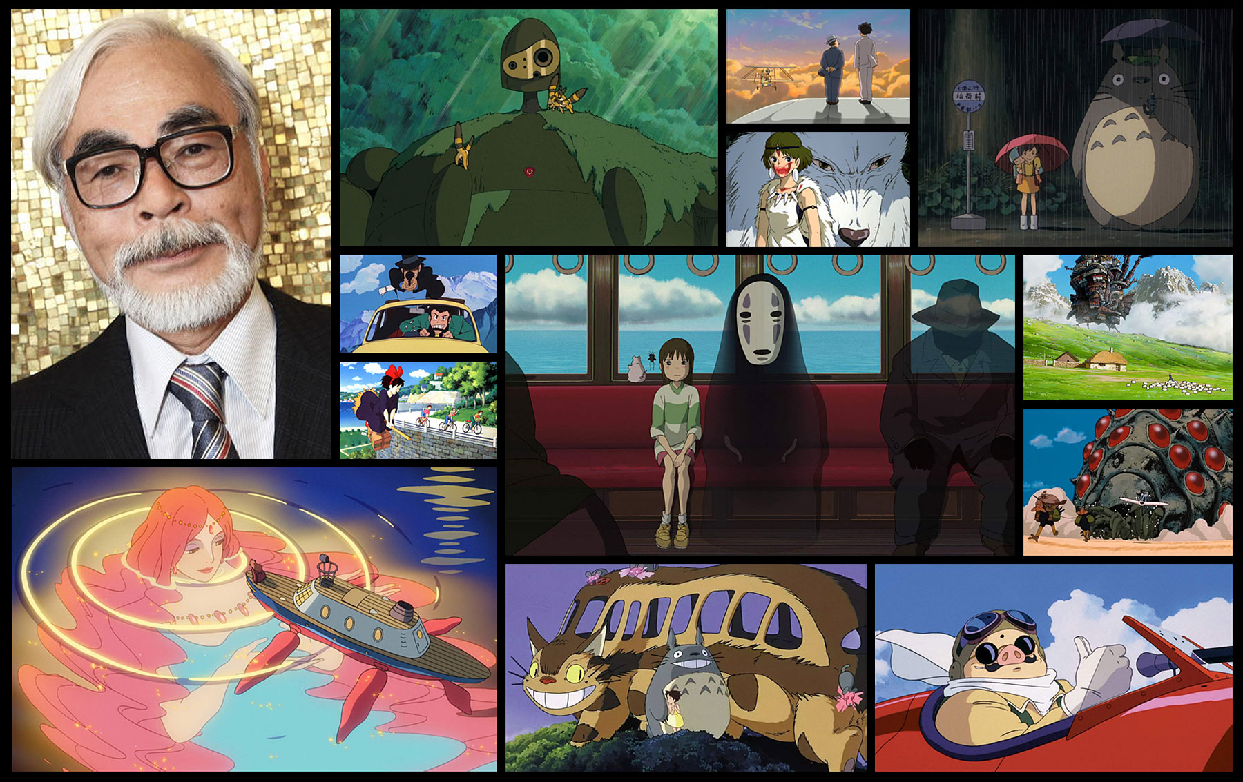 Animated Cartoons Porn Complete Film a complete guide to the films of hayao miyazaki - gaijinpot