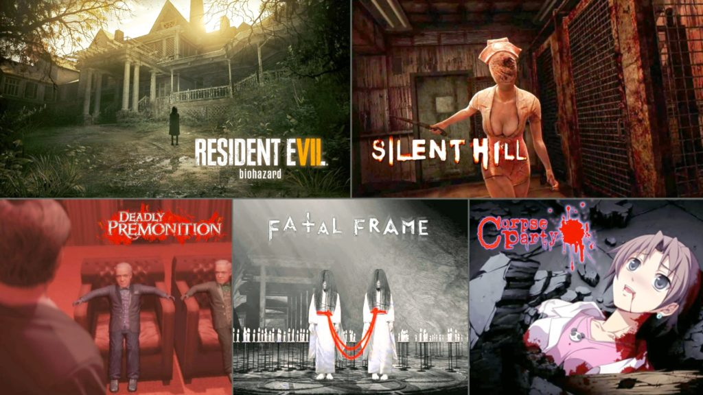Japanese Horror Story: 5 Scary Video Games for Long Winter