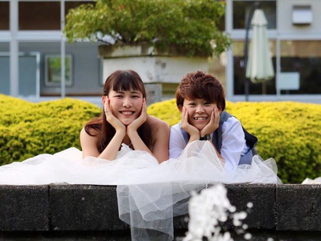Japanese lesbian sites