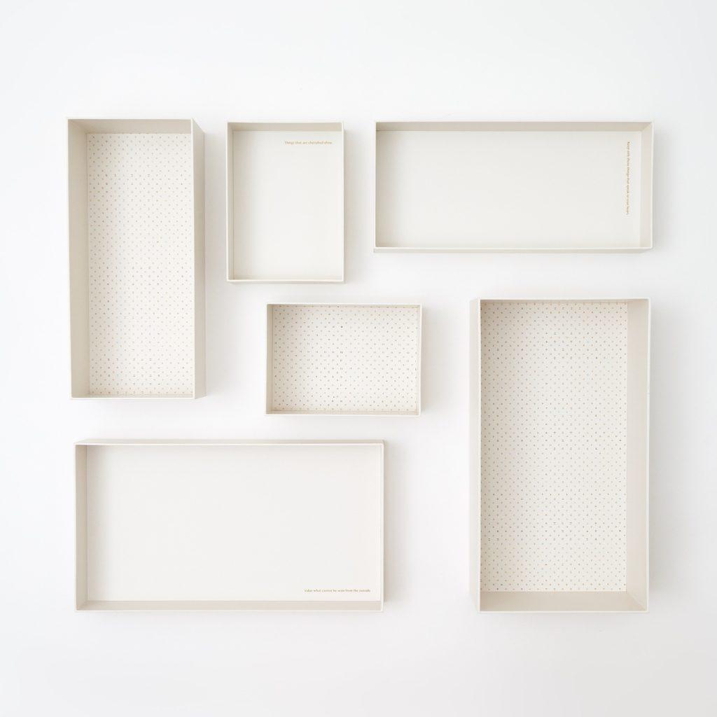 Marie Kondo Soldout Hikidashi Box Set