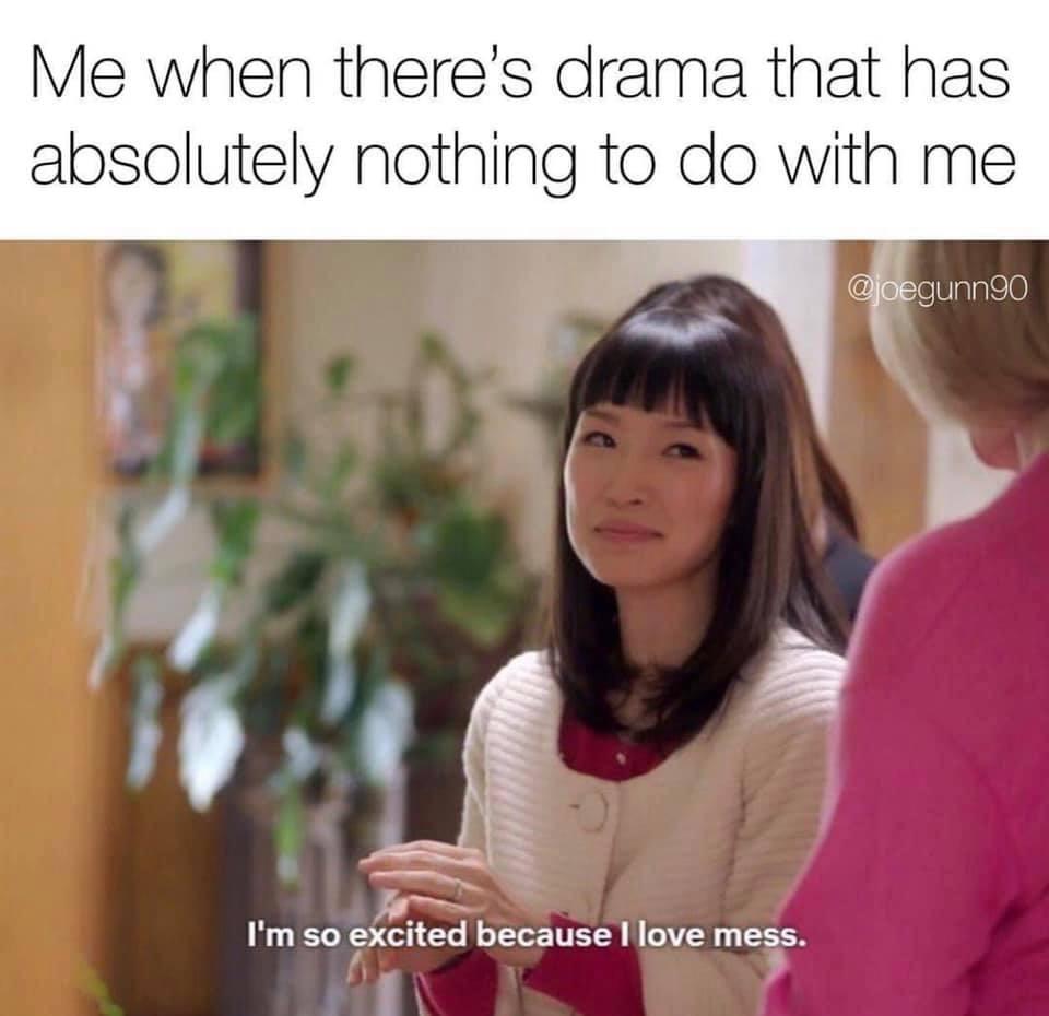 Marie Kondo meme