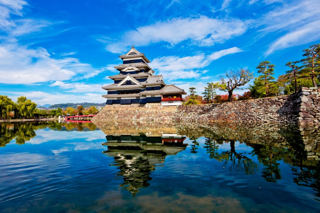 A Race Across Japan to See its Last Original Castles