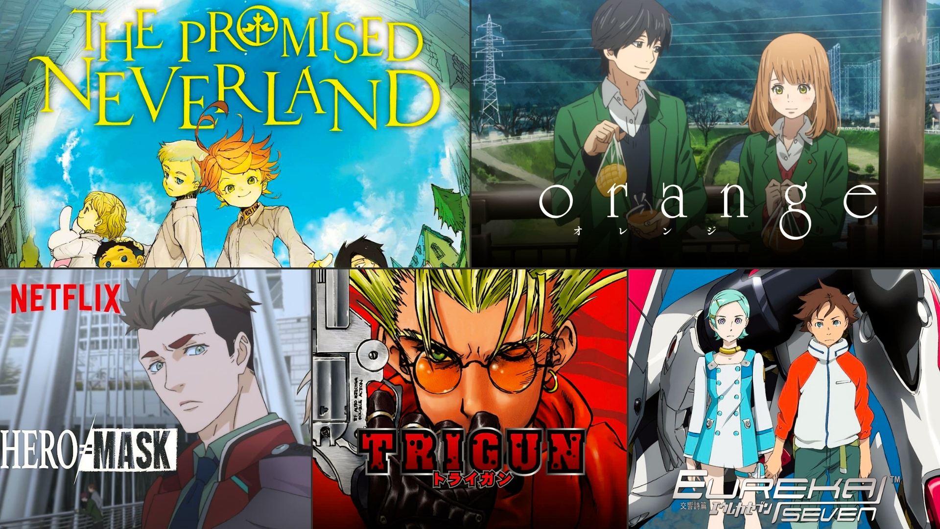 5 japanese sci fi anime to fill your black mirror void