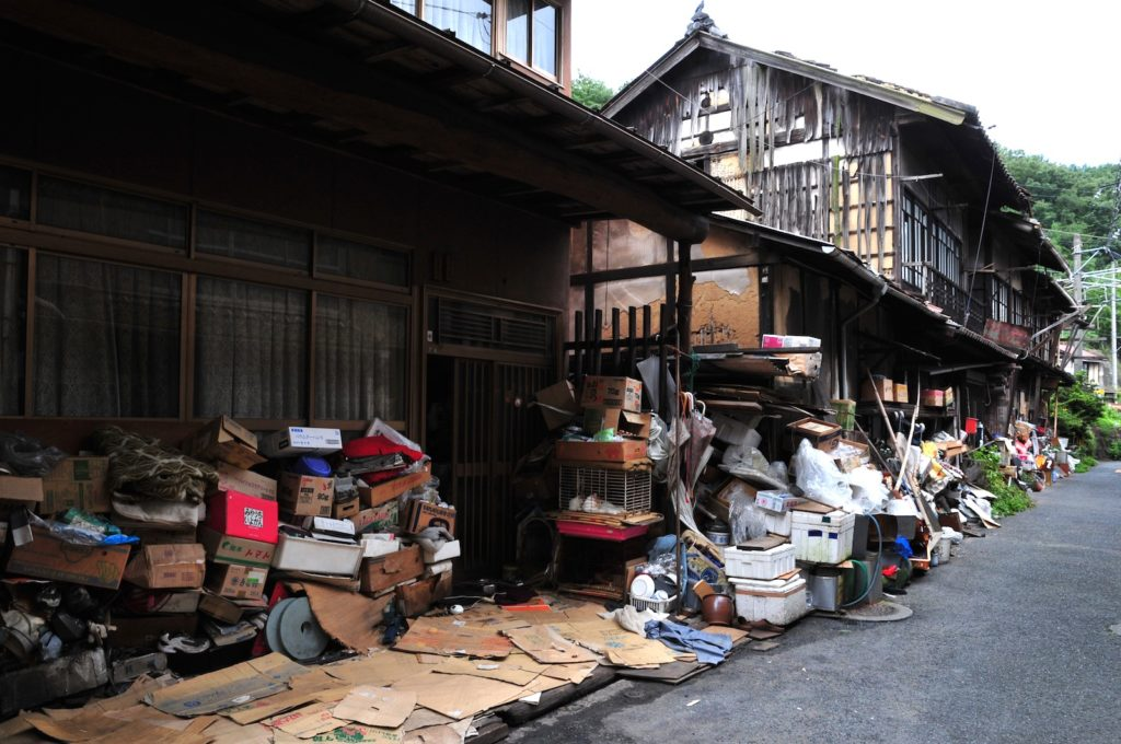 Wanna Live in an Abandoned House in Japan? Here's Why It's Not
