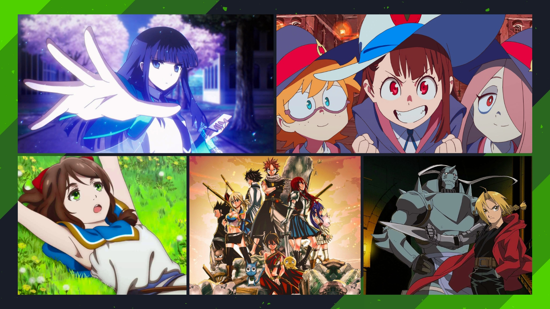 5 japanese anime perfect for the harry potter fan