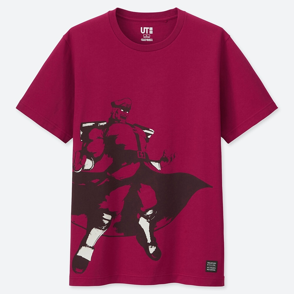 Uniqlo Streetfighter Tee 5