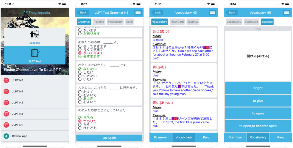 4 Mobile Apps to Study for the JLPT N5 - GaijinPot