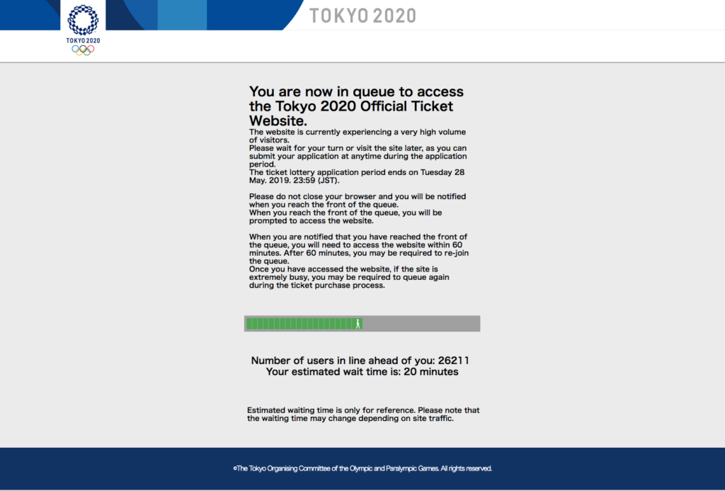 How to Buy Tickets for Tokyo 2020 Olympics
