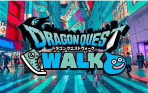 Dragon Quest Walk New AR Mobile Game by Square Enix to Rival Pokemon Go