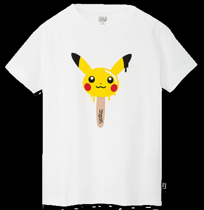 Uniqlo Pokemon T-Shirt Gary Chen