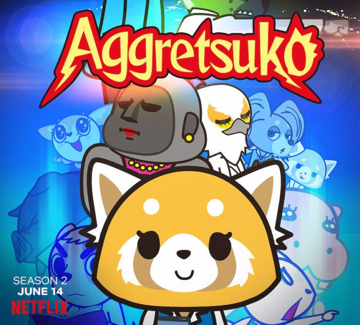 Netflix series Aggretsuko
