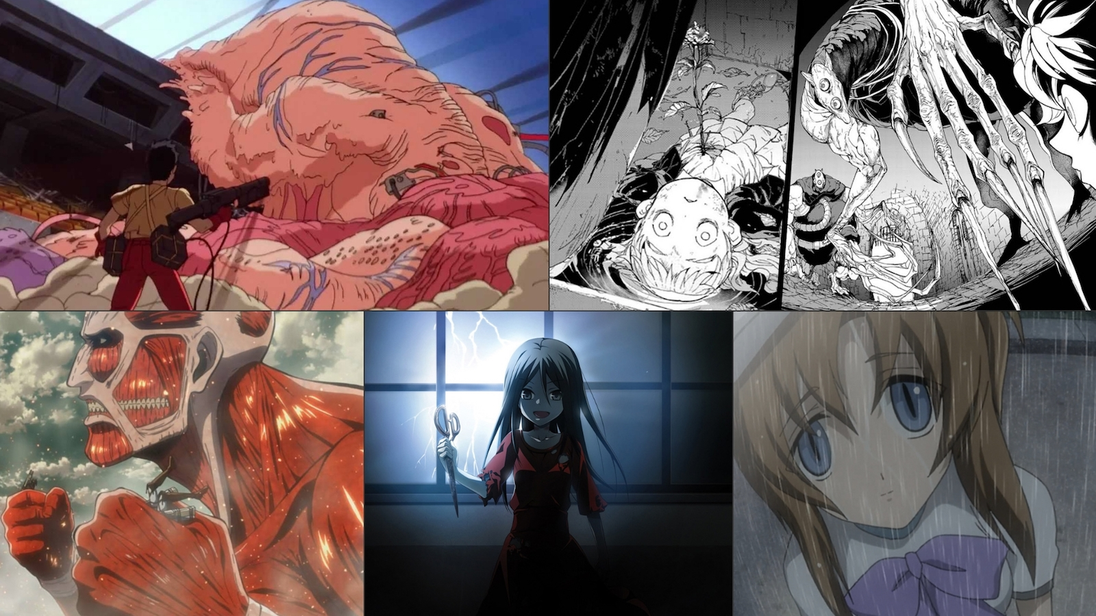 5 Spine Chillingly Scary Japanese Anime Characters Gaijinpot