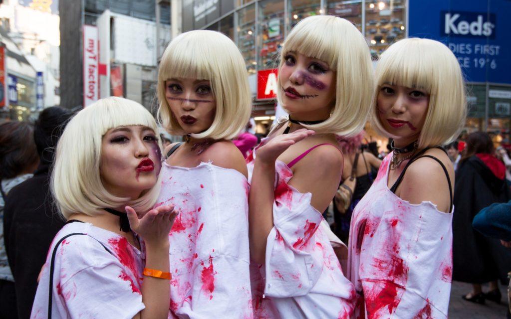 Halloween in Japan What Is it Like?