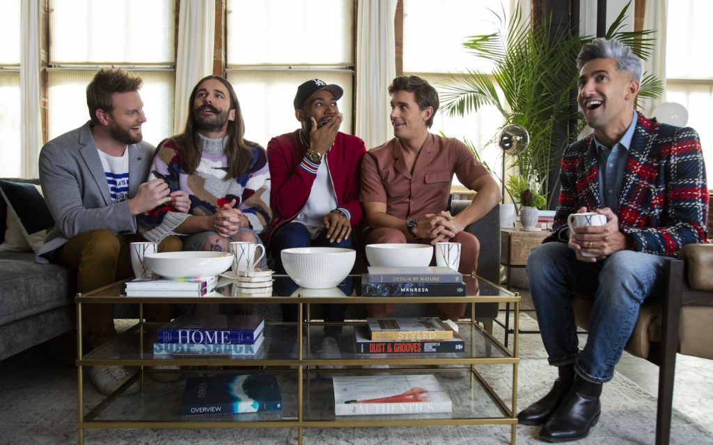 Queer Eye Production Still