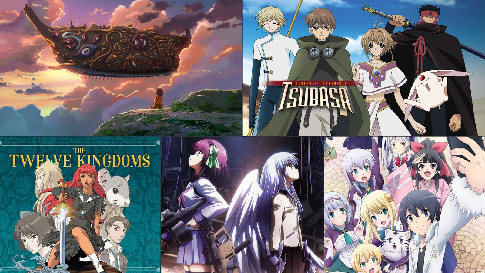 Isekai Anime 5 Must See Fantasy Anime Set In A Different World Gaijinpot