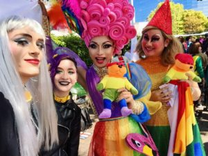 Tokyo Rainbow Pride 2019 by Kat Joplin