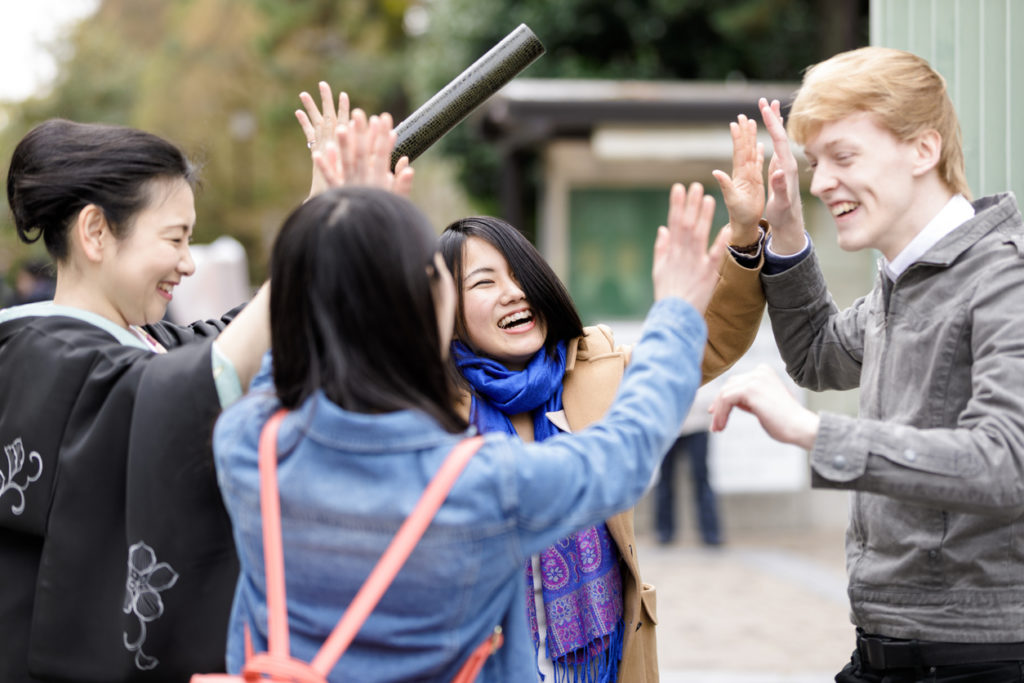 Japan Chosen as Best place to study abroad in Asia 2020