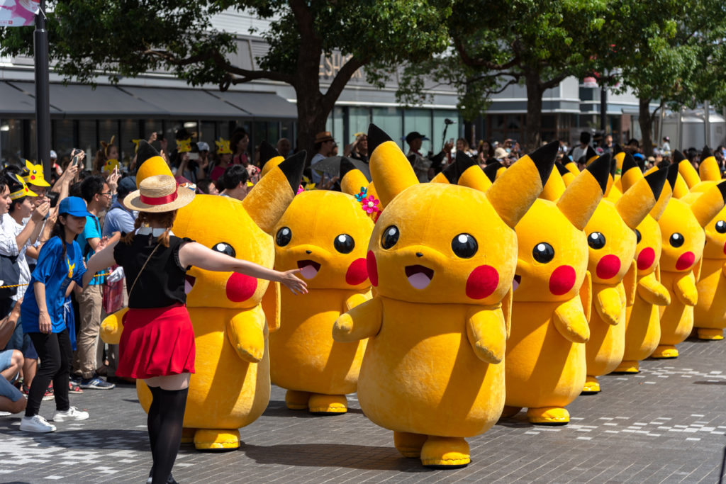 The 2020 Yokohama Pikachu Outbreak has been canceled due to coronavirus