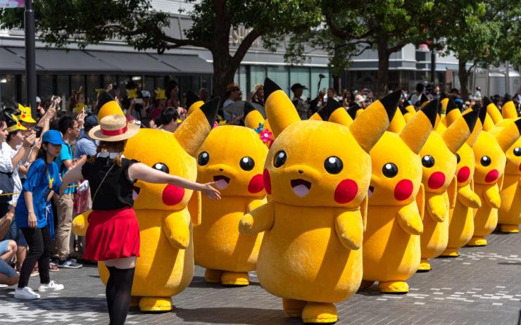 The 2020 Yokohama Pikachu Outbreak has been canceled due to coronavirus