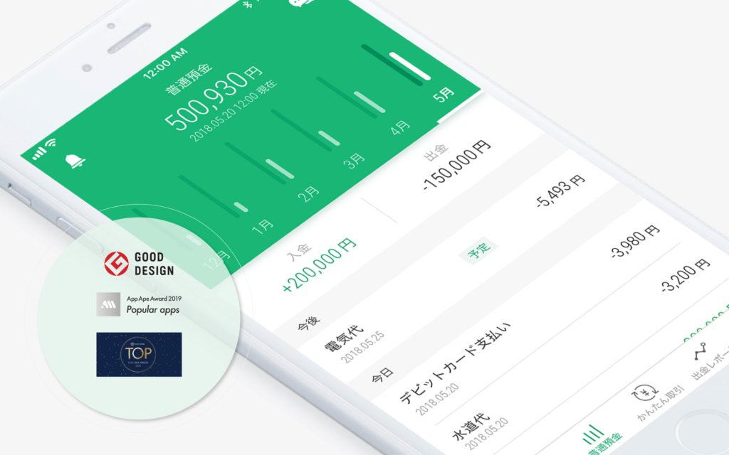 Make an international money transfer from Japan with the Resona Group App