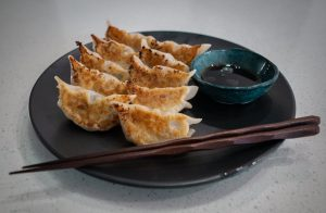 Japanese Recipe Adventures: Gyoza