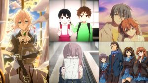 Top 5 Anime from Kyoto Animation