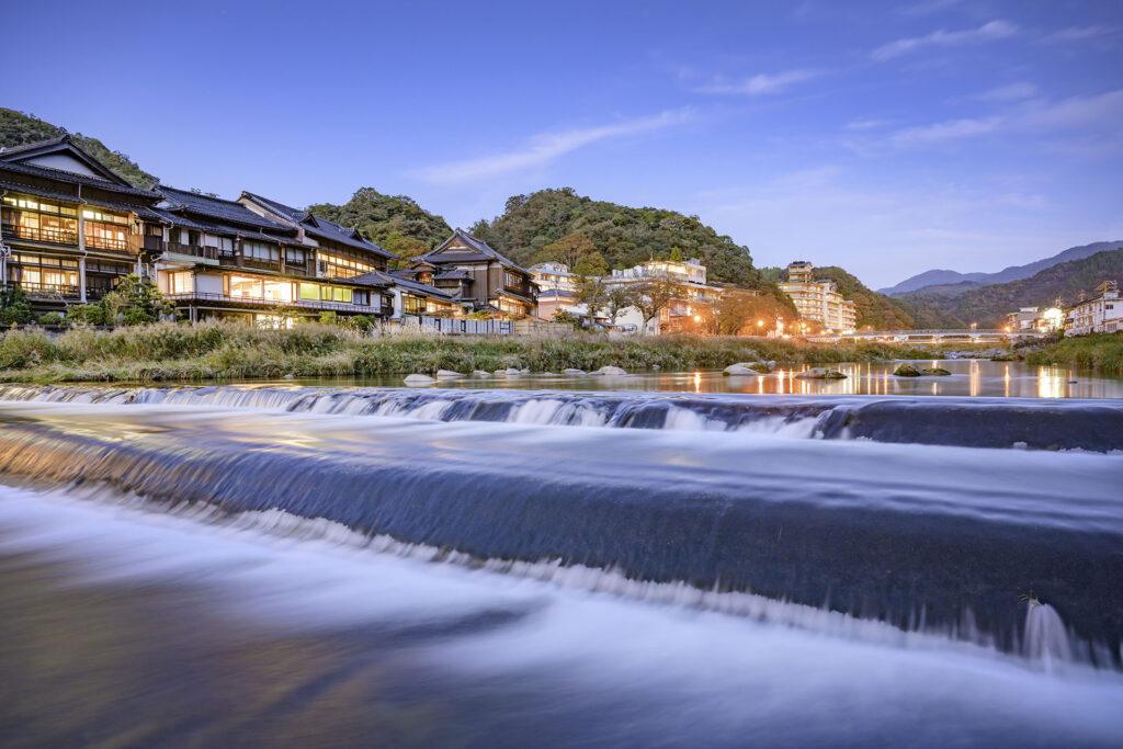 Misasa Hot Springs
