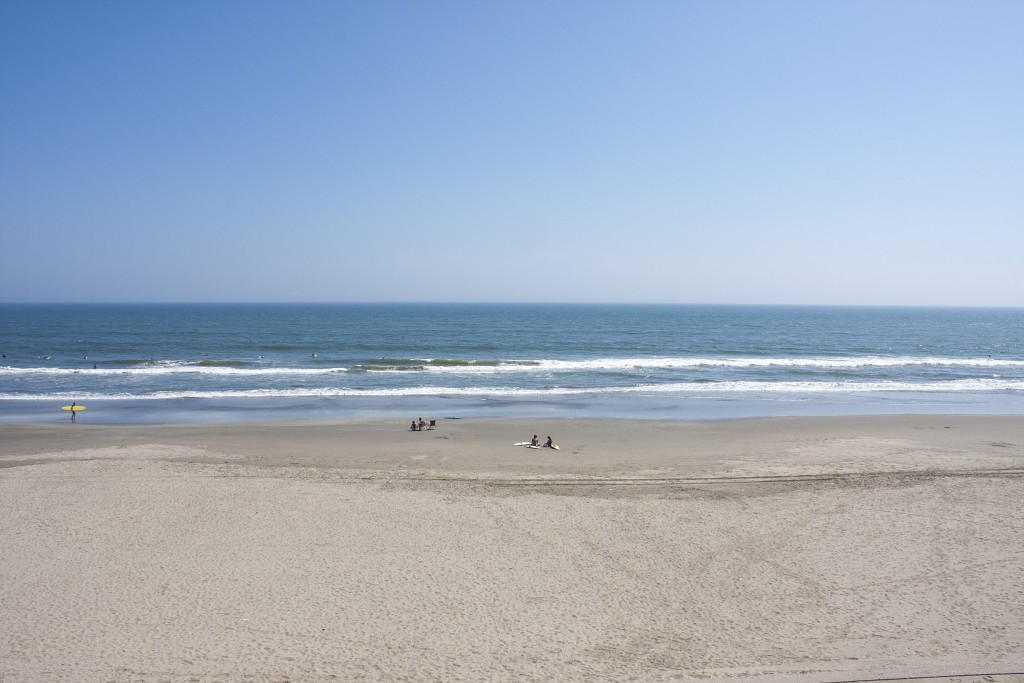 Chiba is a popular beach destination, especially for surfers.