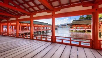 Miyajima Shrine Japan